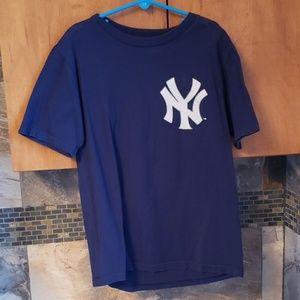 Yankees Castro boys t-shirt